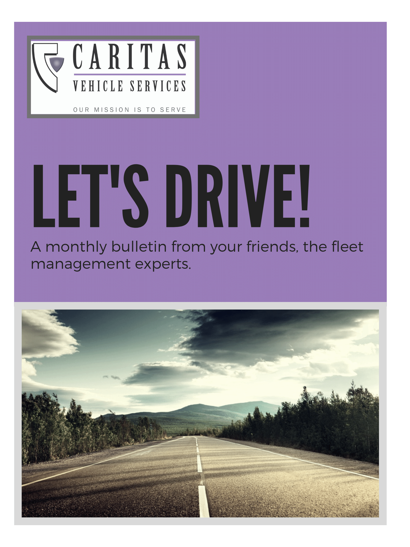 lets Drive! Cover